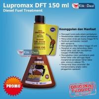 Lupromax DFT Diesel Fuel Treatment 150 ml - Menurunkan Emisi Gas Buang