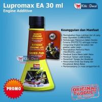 Lupromax Engine Additive Addivites 30 ml - Daya Lubrikasi Pelumas Oli