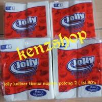 Tissue Napkin Jolly Kuliner / Tisue Makan Padang