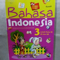 Buku Bahasa indonesia Sd Mi Kelas iii 3 Global ktsp 2006 Karsidi