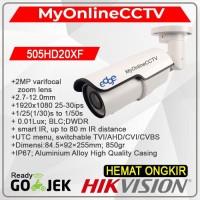 Kamera CCTV Outdoor EDGE 2MP Varivocal Bisa Zoom Bisa Semua DVR