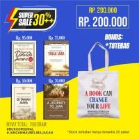 Paket Buku Sejarah Tanah Jawa 1