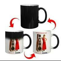 Mug Bunglon Mug magic