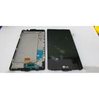 LCD LG X POWER XPOWER K220 ORIGINAL NEW 100% PLUS FRAME