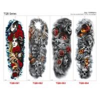 Tattoo/Tattoo temporary/Tattoo Temporer/Tattoo 17x48 cm tqb061080