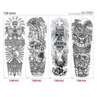 Tattoo/Tattoo temporary/Tattoo Temporer/Tattoo 17x48 cm tqb041060