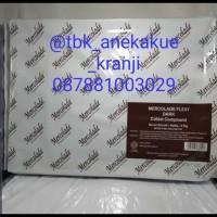 Mercolade Flexy Dark Compound 5kg /DCC / Coklat Blok Mercolade 5kg