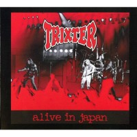 Trixter - Alive In Japan 1CD 2008