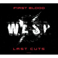WASP - First Blood - Last Cuts 1CD 1993