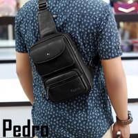 Best seller tas selempang tas dada pria Pedro 686
