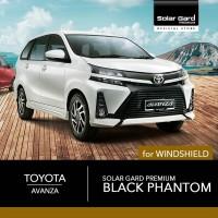 kaca film solargard premium black phantom | 3M vkool masterpiece