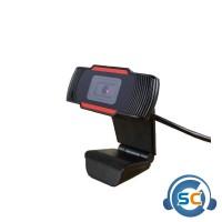 Webcam Unitech 1080P Full HD With Microphone
