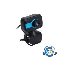 Webcam UNITECH 12mp Kamera 2 lampu led