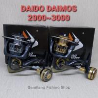 READY STOCK!! REEL DAIDO DAIMOS SPIN 2000 POWER HANDLE