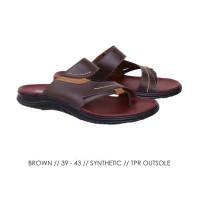 C 4CS54 Sandal Pria Sandal Jepit Pria Sandal Distro Casual Pria Trendy