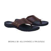 C 8KN13 Sandal Pria Sandal Jepit Pria Sandal Distro Casual Pria Trendy