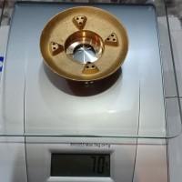 Burner kuningan kompor Rinnai Ri 522 C / E / CE RI 511 C / E semi