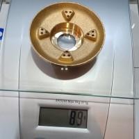 Burner kuningan kompor Rinnai Ri 522 C / E / CE RI 511 C / E Super