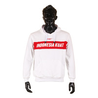 Proteam Hoodie White
