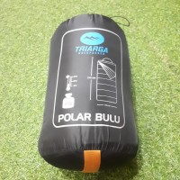 Sleeping Bag Polar Bulu Triarga