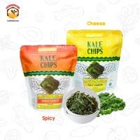 Sunkrisps, Kale Chips Salt Cheese 20 gr