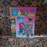 majalah bobo no28 tahun1994 bonus poster kbh