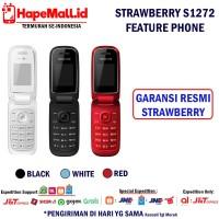HP STRAWBERRY S1272 GARANSI RESMI STRAWBERRY INDONESIA TERMURAH