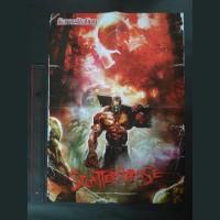 Poster Majalah GameStation - Splatterhouse & Vanquish