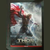 Poster Majalah Cinemagz - Thor The Dark World & Transformers Age