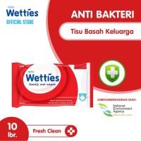 Mitu Wetties Antiseptic 10'S