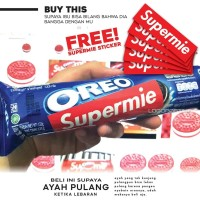 Oreo x Supreme x Supermie x Logoposting Limited Edition