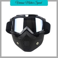 Go Mask - Rider TERLARIS