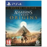 PS4 Assassin's Creed Origins - Deluxe Edition / Game PS4 Assassin's