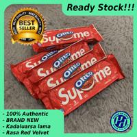 SUPREME OREO RED VELVET SS20 SUPREME X OREO COOKIES READY STOCK