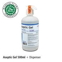 Aseptic Gel 500ml+Dispenser OneMed