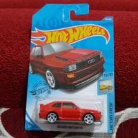 Hotwheels 84 Audi Sport Quattro Lot H 2020