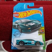 Hotwheels Jaguar XJ220 Lot H 2020