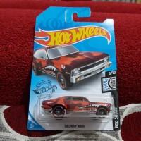 Hotwheels 68 Chevy Nova Lot H 2020