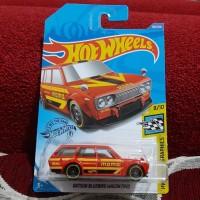 Hotwheels Datsun Bluebird Wagon 510 Lot H 2020
