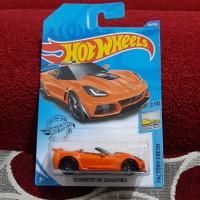 Hotwheels 19 Corvette ZR1 Convertible Lot H 2020