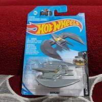 Hotwheels Batplane Lot H 2020