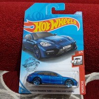Hotwheels Porsche Panamera Turbo S E Hybrid Sport Turismo Lot H 2020