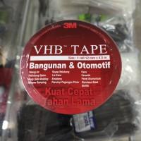 Double Tape / Doble tape / Dobel Tape FOAM 3M VHB 12MM
