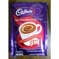 cadbury hot chocolate drink 30gr loose pack