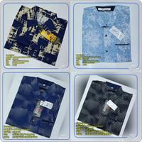 Kemeja Import ABG / tanggung /Kemeja cotton stretch