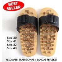 KELOMPEN TRADISIONAL / SANDAL REFLEKSI / SANDAL TRADISIONAL