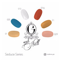 Madame Gie Nail Shell Peel Off Seduce Series