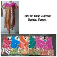 Daster Klok Warna Bahan Katun (All Size)