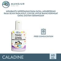 Caladine Lotion - Meredakan Kulit Gatal Alergi dan Biang Keringat