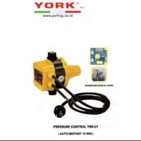 APC YRK 01 automatic pressure control otomatis pompa york dorong